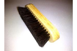 Imperiale Horsehair Hat and Boot Brush