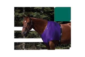 Jammies Designer Shoulder Guard in Hunter Green