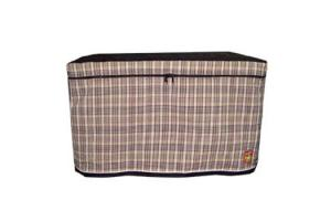 Plaid Trunk Cover