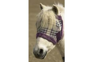 Kensington Plum Mini Fly Mask