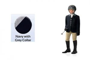 Ovation Child's Navy Blue Performance Show Coat
