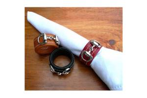 LILO Collections Cleo Bit Napkin Ring