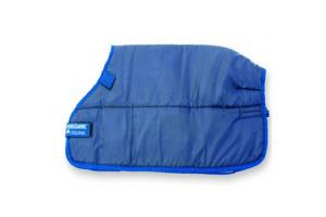 Horseware Lite 100g Turnout Liner in Navy with Navy