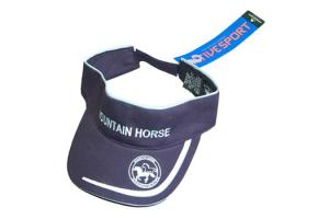 Mountain Horse Active Sport Visor in Dark Navy