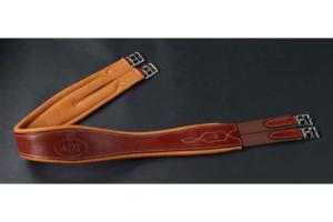 Arc De Triomphe Nut Fancy Elastic Overlay Contour Girth