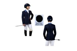 Ovation Black Performance Show Coat