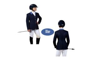 Ovation Navy Performance Show Coat