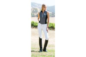 Goode Rider Pro Rider Full Seat Breeches in White
