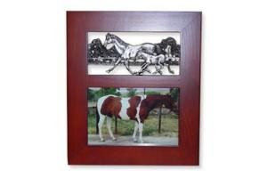 Mare & Foal Picture Frame