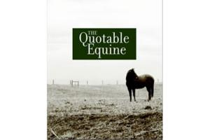 The Quotable Equine Boxed Note Cards