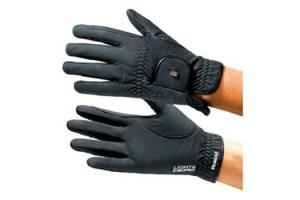 Roeckl Ladies Winter Chester Gloves in Black