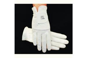 SSG Ladies Digital Riding Gloves in White