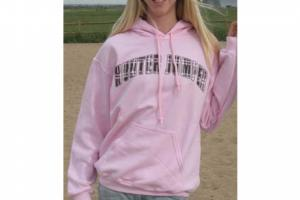 Stirrups Hunter Jumper Plaid Hoodie