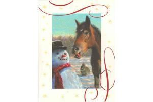 Snow Buddies Boxed Christmas Cards