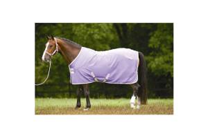 Amigo Summer Sheet in Purple and Alabaster