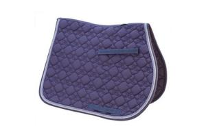 Toklat Tango Flower Diamond GP Saddle Pad in Dusk
