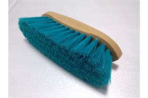 Gripfit Soft Grooming Brush - Turquoise