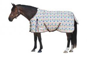Weatherbeeta Joules 600D Lite Turnout Sheet in Nelly