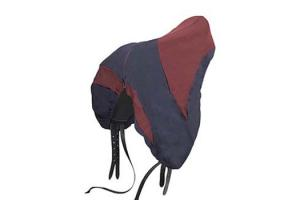 Roma Two-Tone Saddle Cover