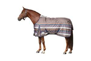 Weatherbeeta Joules 600D Lite Turnout Sheet in Sabrina Stripe