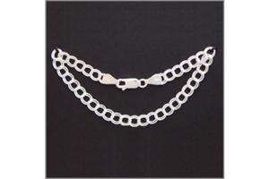 Sterling Silver Charm Bracelet by Cascade Sterling