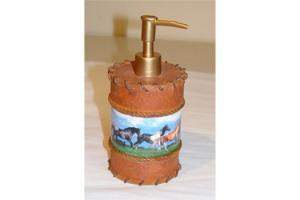 Running Free 2RFR004R Soap Dispenser by York