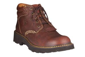 Ariat Women's Canyon Work Boots in Dark Copper