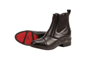 Dublin Intensity Zip Jod Boots in Black