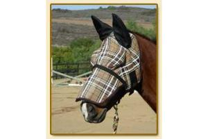 Kensington Bug Eye Long Fly Mask with Ears