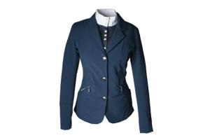 Horseware Kids Navy Competition Show Jacket