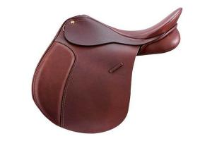 Collegiate All Purpose Saddle in Brown