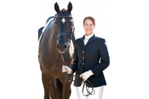 Ovation Dressage Frock Plus-Size Black