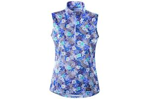 Kerrits Ventilator Sleeveless Shirt in French Flowers