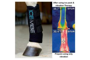Horseware Ice Vibe Circulation Therapy System Boots