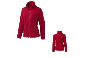 Ariat Women's Kemi Microfleece Zip Jacket in Poppy