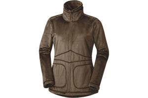 Kerrits Oh-So-Lux Jacket in Saddle Brown