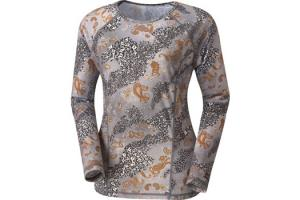 Kerrits Thermalite Scoopneck Shirt in Animal