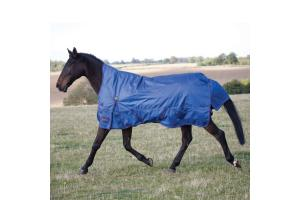 Shires Winter Typhoon 220g Combo Turnout in Blue
