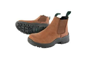 Dublin Women's Venturer Steel Toe Boots in Brown