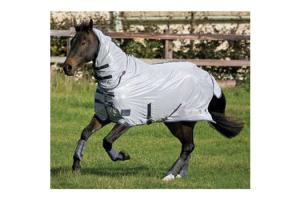 Shires Tempest Fly Sheet and Neck Cover Set