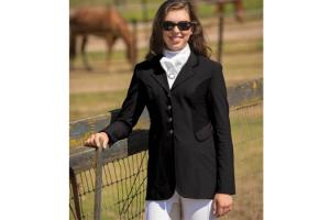 FITS Whitney Dressage Show Coat Black