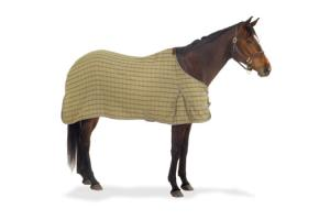Centaur Taupe Plaid Wickster Sheet