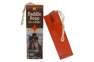Epona Saddle Soap on a Rope