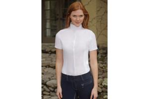 Goode Rider Pro Show Shirt in White