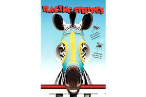 Racing Stripes, Softcover,| ISBN-10: 0-439-71875-9 | ISBN-13:9780439718752