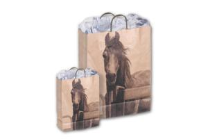 Diane's Treasure Horse Gift Bag