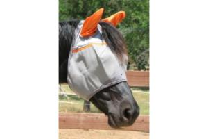 Cashel Animal Rescue Fly Mask - Double Velcro
