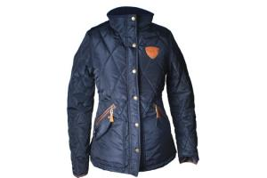 Horseware Heritage Ladies Jacket in  Navy