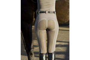 FITS PerforMAX Full Seat Breeches in Sahara