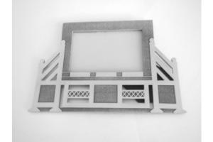 Show Jump Picture Frame